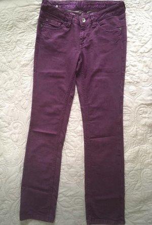 Esprit Pantalon strech multicolore