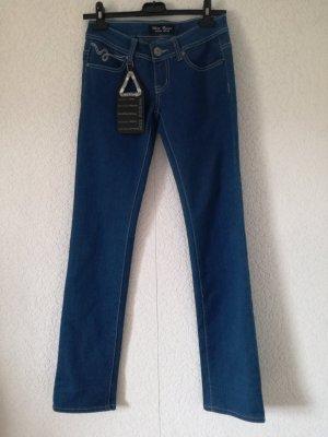 Stretchjeans Skinny Jeanshose Stretch Jeans