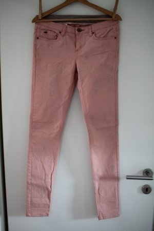 ONEILL Jeans stretch rose-gris clair coton
