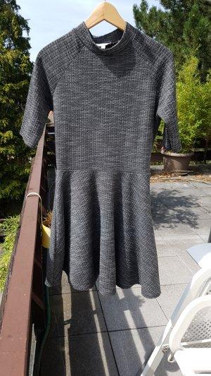Apricot A-lijn jurk zwart-wit Synthetisch