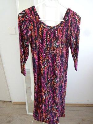 Gina Tricot Vestido elástico multicolor