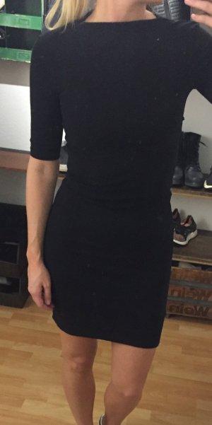 Stretchkleid schwarz