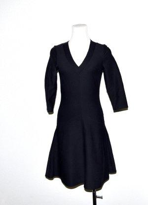 Stretchkleid schwarz von Wolford Gr.36