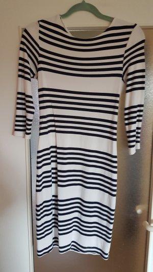 Esprit Stretch Dress white-dark blue