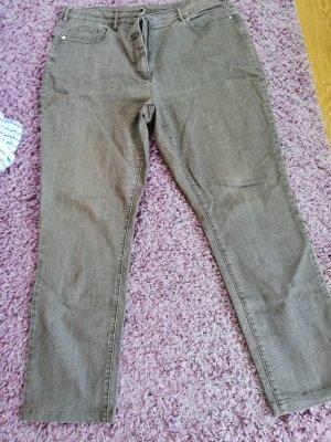 Bexleys Pantalon strech marron clair