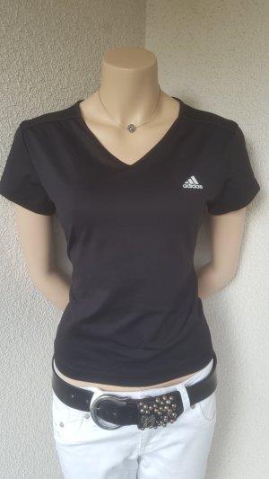 Stretchshirt von Adidas - Gr. 38