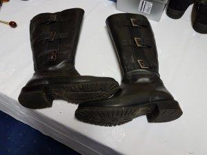 Sheego Stretch Boots black