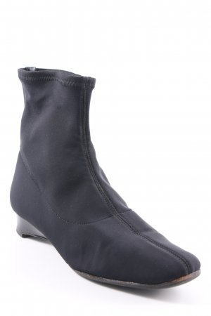 Stretch Boots black classic style
