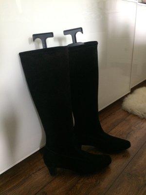 Peter Kaiser Stretch laarzen zwart