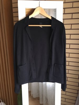 Best Connections Knitted Blazer black