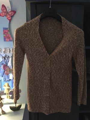 Multiblu Knitted Blazer camel