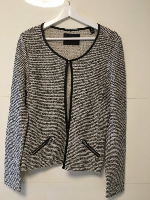 Maison Scotch Knitted Blazer multicolored mixture fibre