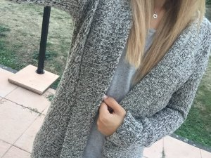 Strick Cardigan