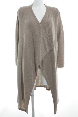 Strick Cardigan beige Casual-Look