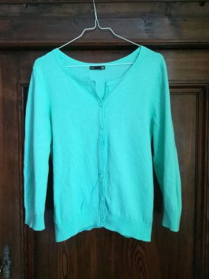 H&M Knitted Cardigan mint
