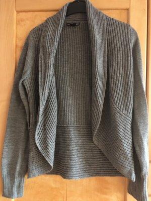 H&M Cardigan grigio-grigio chiaro