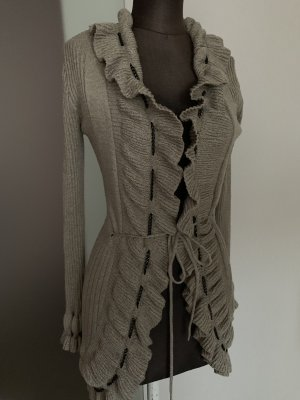Vero Moda Knitted Coat beige