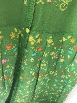 Ivko Vestido tejido verde