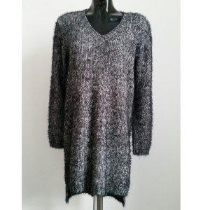 Strick Kleid Longpullover von Gina Gr. 42