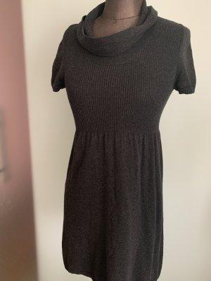 Strick Kleid Minikleid Rollkragen Gr 36 38 S von S.Oliver