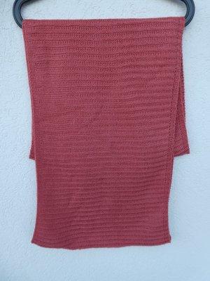 Strick-Loop-Schal, lachs-rosa – Gebraucht, jedoch wie neu