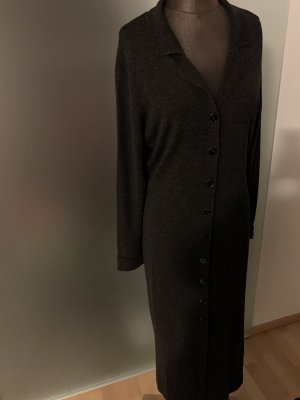 Passport Knitted Coat anthracite