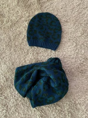 TCM Knitted Hat multicolored