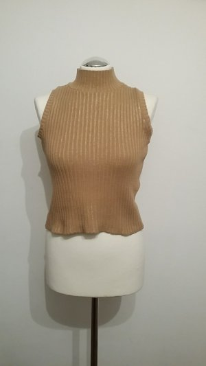 BoYco Knitted Top gold-colored