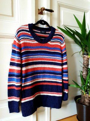 Bexleys Oversized Sweater multicolored