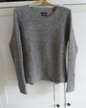 Strick Pullover grau Marc O'Polo 38 M mit Wolle