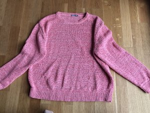 COS Sweater apricot-neon pink
