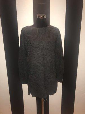 Strick Pullover lang