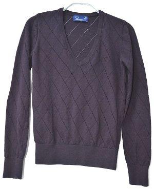 Strick-Pullover mit Kaschmir