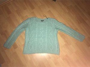 Strick Pullover von H&M MINT