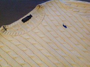 Strick-Pullover von POLO Ralph Lauren * Gr.XL * wie neu