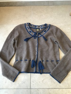 Strick Pullover Wolle Hammerschmid Gr S Cardigan