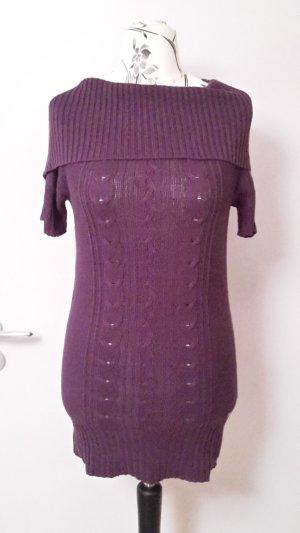 Arizona Pull tricoté violet