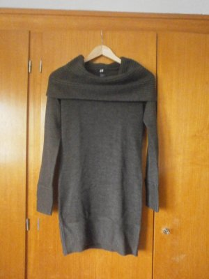 H&M Sweater Dress brown