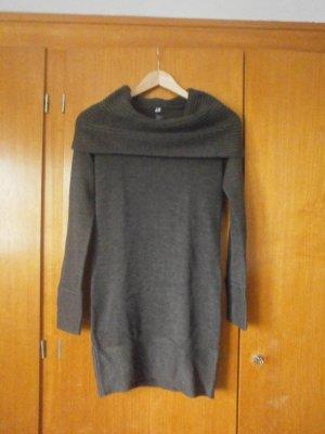 Strick Rollkragen Pullover/Kleid