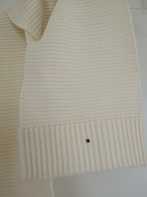 Tommy Hilfiger Knitted Scarf natural white