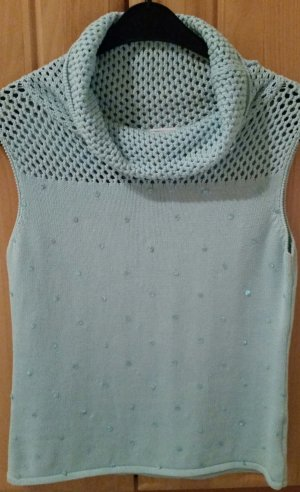 Knitted Jumper turquoise