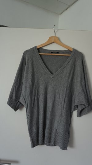 Xanaka Knitted Jumper light grey viscose