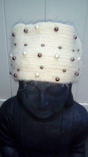 Strick-Stirnband
