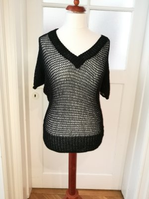 Sasch Knitted Top black