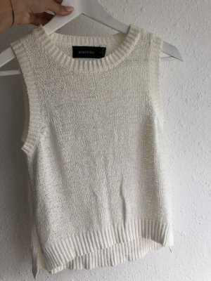 Minkpink Knitted Top white