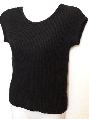 Strick Tshirt aus 100% Baumwolle Pullover