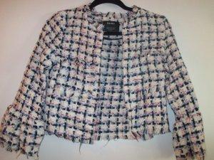 Bershka Knitted Blazer multicolored