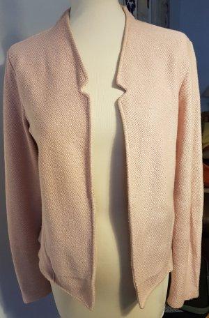 Strickblazer von Esprit in rosa