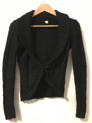 H&M Bolero lavorato a maglia nero