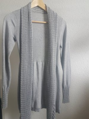 Orsay Knitted Cardigan silver-colored